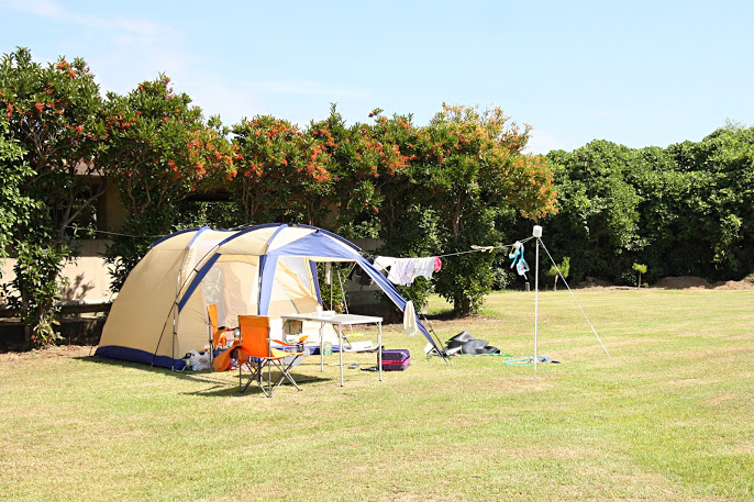 壱岐市のキャンプ場