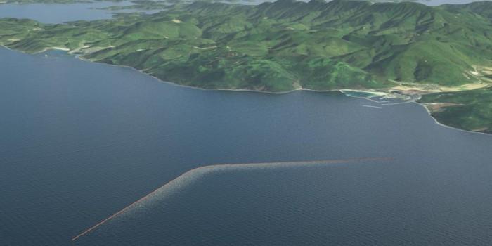 世界規模!壱岐・対馬沖でプラスチック漂流ごみ回収大作戦!「The Ocean Cleanupオーシャンクリーンアップ」プロジェクト