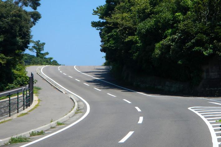 壱岐の道路