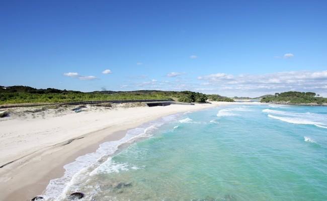 大浜海水浴場(おおはま)OhamaBeach