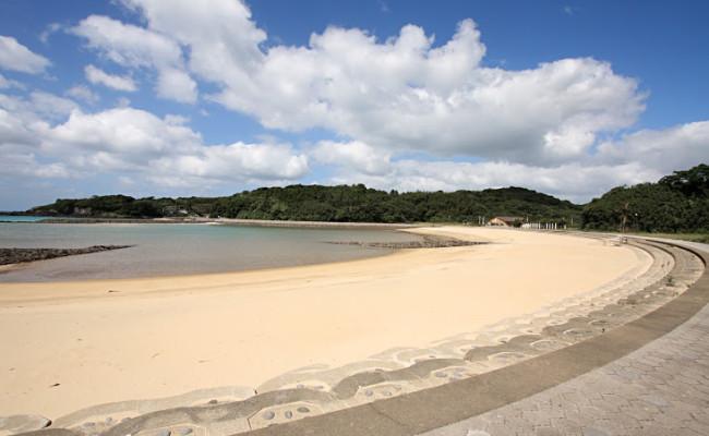 小水浜海水浴場(こみずはま)