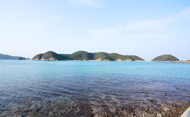 名鳥島(ながらす)