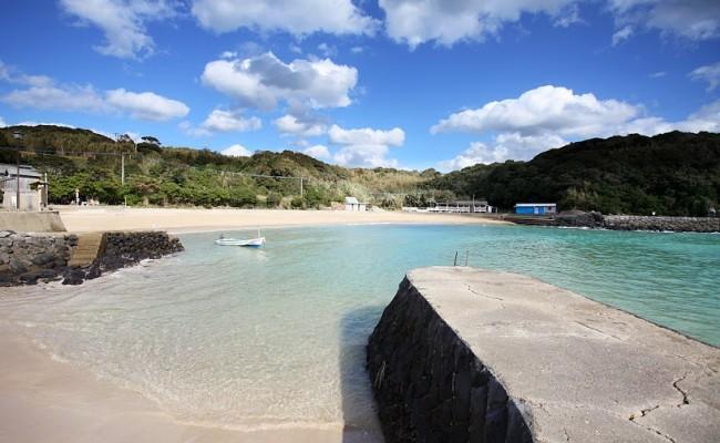 塩樽海水浴場(しおたる)