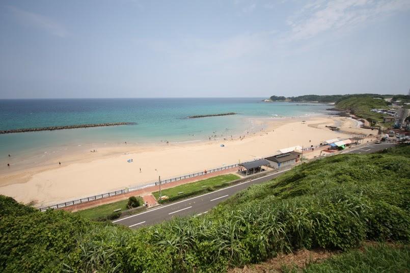清石浜海水浴場(くよしはま)