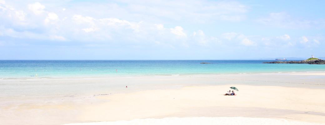 大浜海水浴場(おおはま)