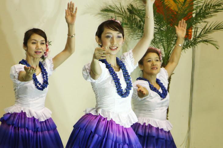 Kokoke hula in 壱岐(ココケ・フラ)フラダンス