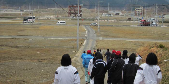 高校生たちが東日本大震災復興支援に向かう!「長崎壱岐活き応援隊」