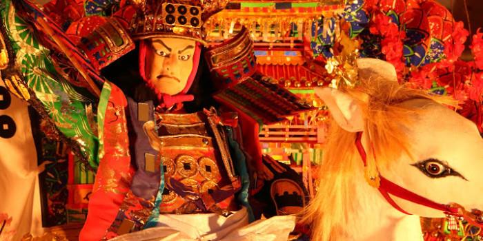 夏祭り「郷ノ浦祇園山笠」が激熱!(ごうのうらぎおんやまかさ)
