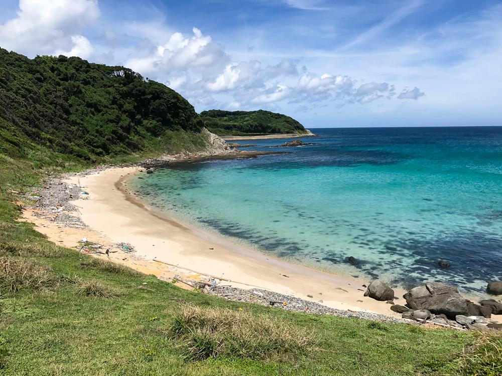 ひいごしの浜(壱岐島)