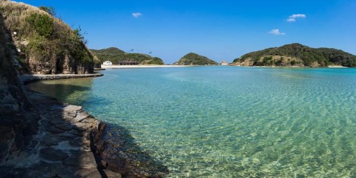 「辰ノ島フェスティバル2017」無人島のビーチでパリピ!辰ノ島海水浴場