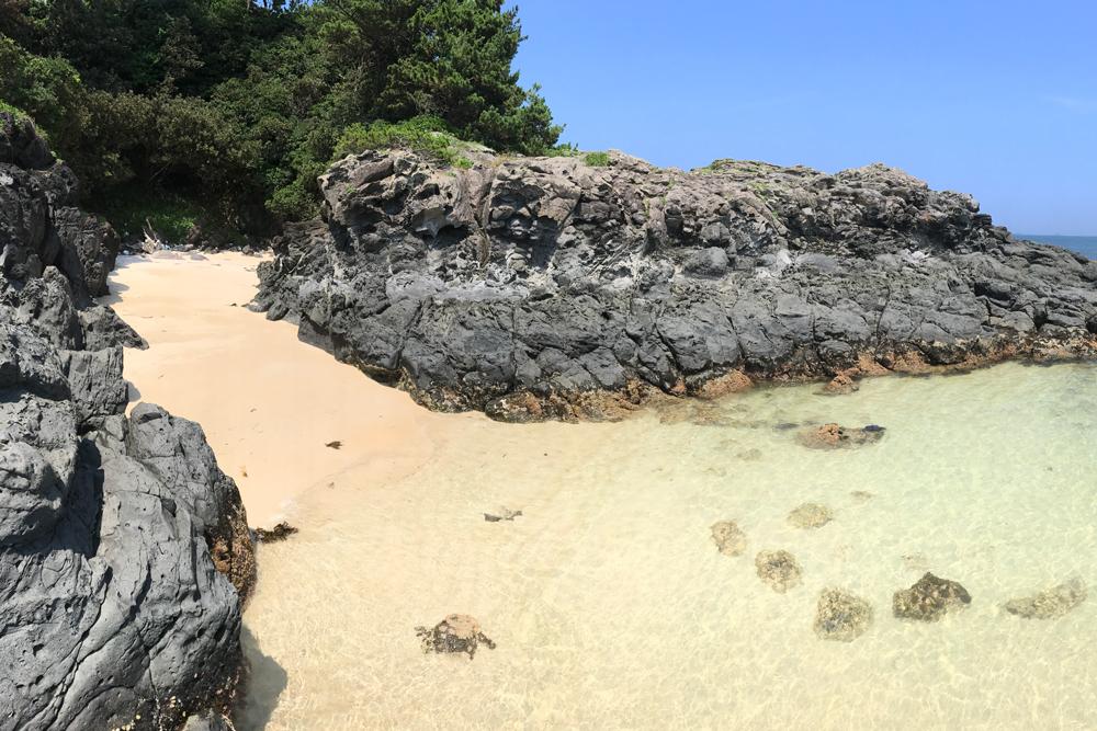ショートビーチ (c)2018 Kunio.Osawa 大沢くにお