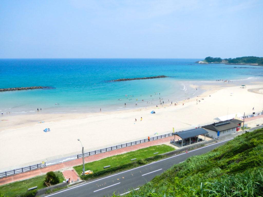 清石浜(くよしはま)